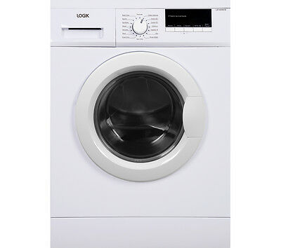 LOGIK L814WM16 Washing Machine A+++ 8 kg 1400 rpm White