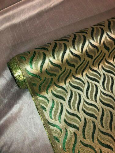 Cojines, Cortinas, Tapicerías, Chaqueta, Vestido, Abrigo Remolino de Brocade Fabric de 114cm de ancho