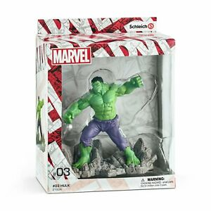 Schleich-Marvel-Hulk-03-Diorama-Character-Action-Figure-Statue-Collectible-Toy