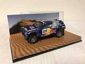 Minichamps-1-43-vw-race-touareg-regalo-coche-modelo-modelcar-scale-model-coleccionar