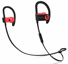Beats By Dr Dre Powerbeats3 Wireless Ear Hook Headphones Siren Red For Sale Online Ebay