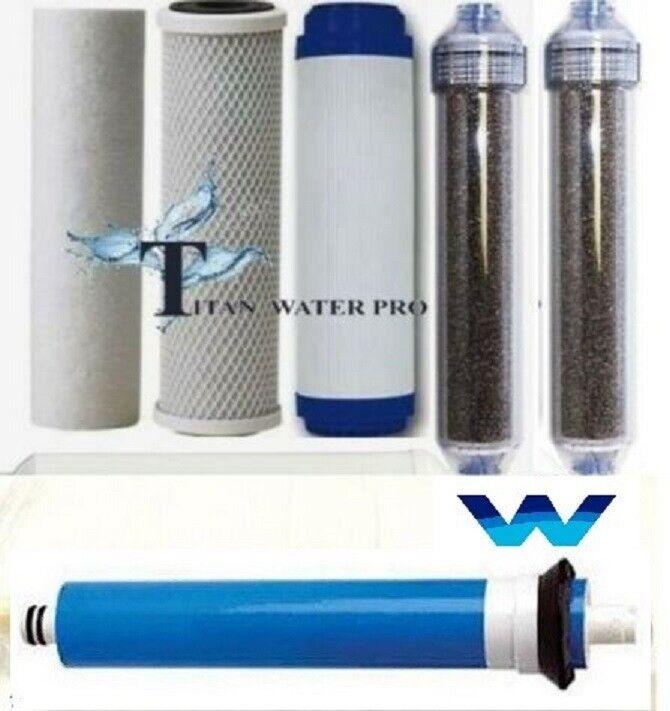 Osmose Inverse Osmose Inverse DI 6 membrane Filtres-TFC-2012-100 membrane pré filtres - 2DI