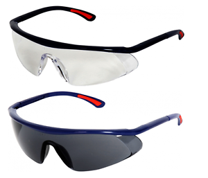 UCI-Timor-Safety-Spectacles-Glasses-Eye-Protection-Clear-amp-Smoke-1-6-or-12