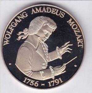 Wolfgang-Amadeus-Mozart-1756-1791-Deutschland-1991-PP-Adler