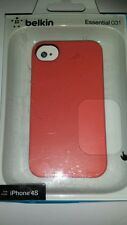 Belkin iPhone 4S / 4 Grip Candy Essential 031 Case/ Cover / Skin F8Z814cwC02