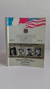 25ème Geburtstag von Der Sieg - 1970 - Ausgabe Veteranen Of Foreign Mars