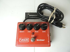 Vintage MXR Model 143 Limiter Effects Pedal Free USA Shipping