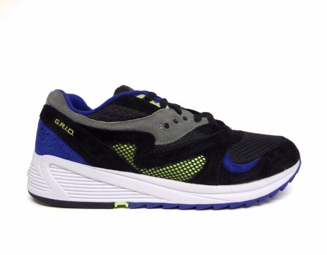 88c26a6244a0 Saucony Grid 8000 CL Running Men s Shoes Size 11.5