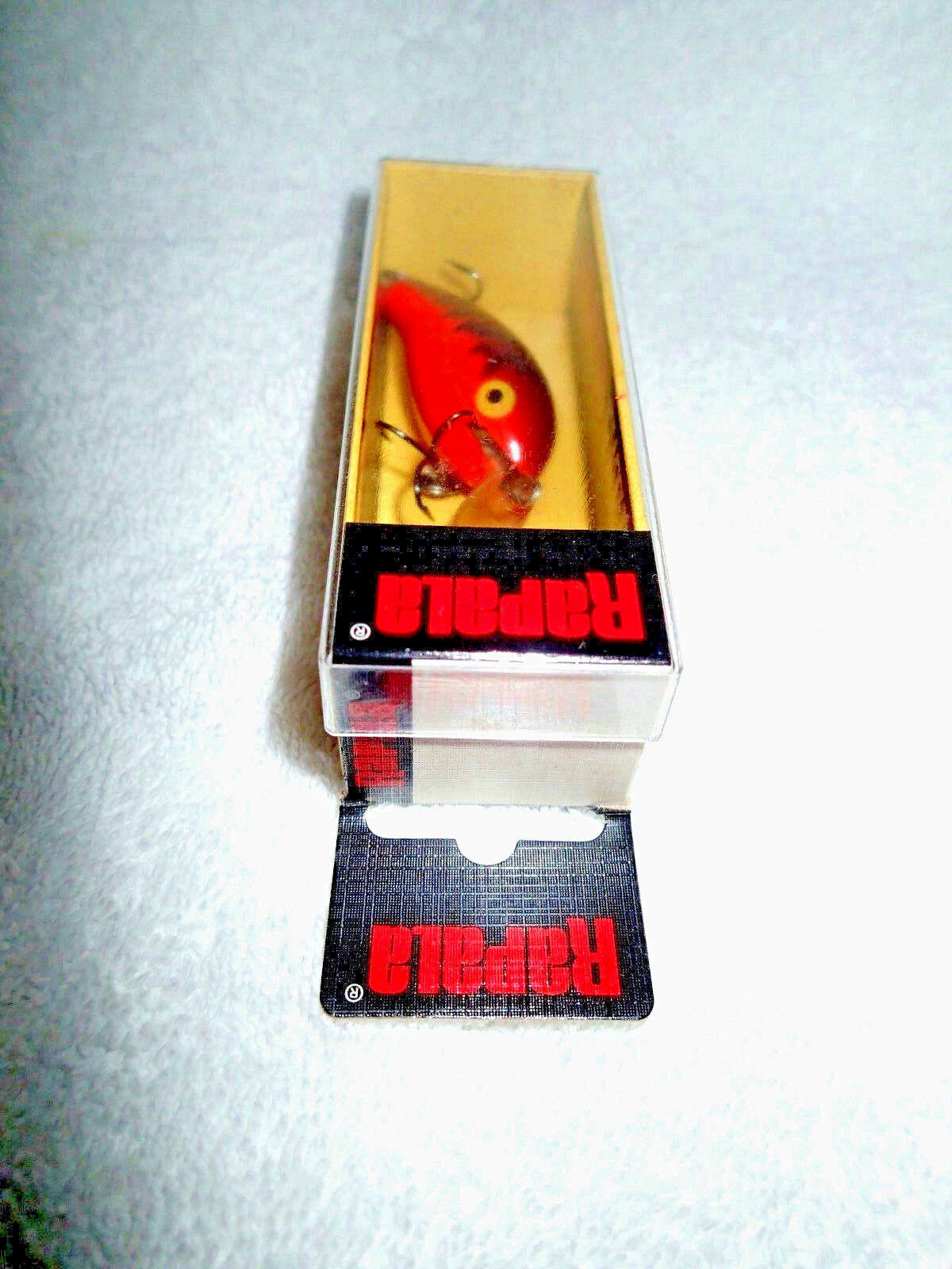 RAPALA SHALLOW Fat Rap (SFR-5)  Very  RARE SP. Edition  RED CRAW (RCW)   online sales