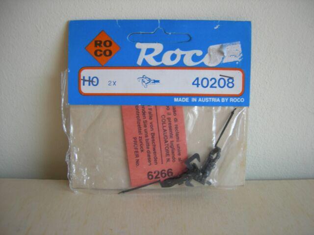 Roco 40208/4467 S Austauschkupplung ,H0 , 4 Stück