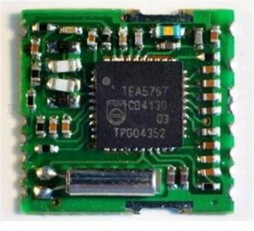 TEA5767 Philips Programmable Low-Power Fm Stereo Radio Module Ic New qv