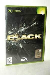 BLACK-JEU-NEUF-SCELLE-XBOX-EDITION-ITALIENNE-PAL-VBC-50597