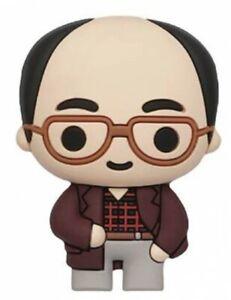 Monogram Seinfeld 3D Figural Bag Clip Series 1 Manya Keychain