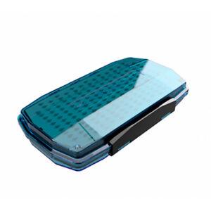 Umpqua Hd Large Fly Box-bleu-afficher Le Titre D'origine