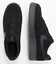 Da-Uomo-Taglia-13-UK-Nike-Air-Force-1-One-Nero-Grigio-Antracite-Premium-Suede-Shoes miniatura 5