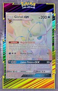Givrali-GX-Secret-SL05-Ultra-Prisme-159-156-Carte-Pokemon-Neuve-Francaise