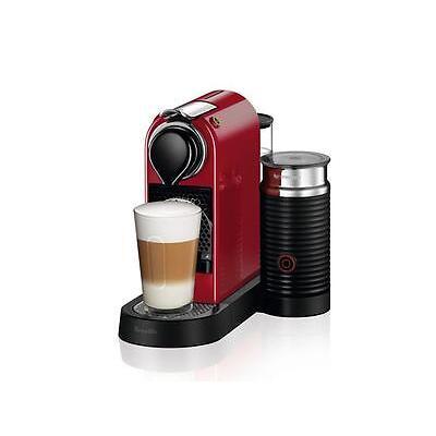 Breville BEC650MR CitiZ & Milk Nespresso Machine - Red