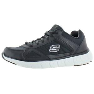 Details about Skechers Mens Soleus Distort C Leather Trainer Running Shoes Sneakers BHFO 1164