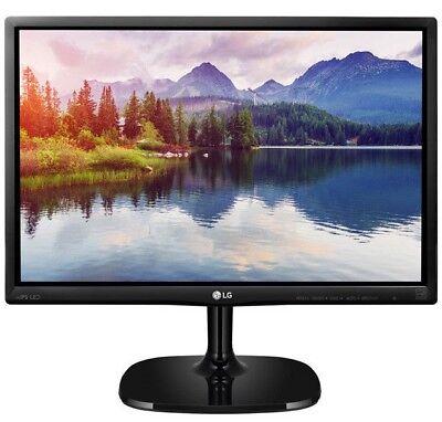 "LG 27/"" Full HD IPS LED Monitor 27MP48HQ-P Reader Mode HDMI VGA Inputs NIB"