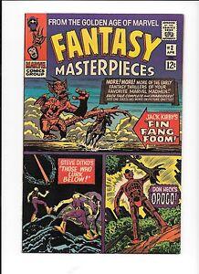 Fantasy-Masterpieces-2-April-1966-Fin-Fang-Foom