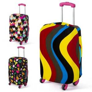 Protective-Travel-Luggage-Cover-Elastic-Suitcase-Bags-Dustproof-Protector-Case