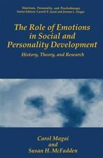 The Role of Emotions in Social and Personality Development: History-ExLibrary