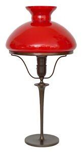 Art-Deco-Petroleumlampe-Tischleuchte-1920-Jugendstil