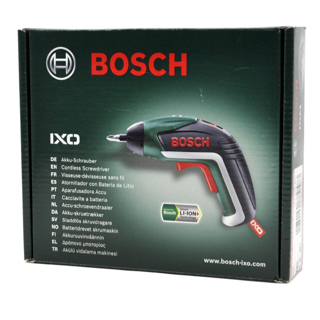 Bosch Akkuschrauber IXO V mit USB-Lader - NEU OVP