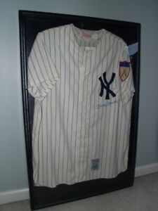 finest selection 4ed13 b0cf3 Details about Autographed 1951 Replica Jersey *** MICKEY MANTLE *** NY  Yankees Signed Auto