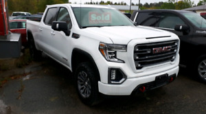 2019 GMC AT4 6.2 Litre