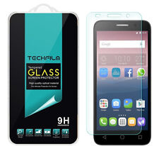 TechFilm® Tempered Glass Screen Protector For Alcatel OneTouch Pixi 3 (5.0 inch)