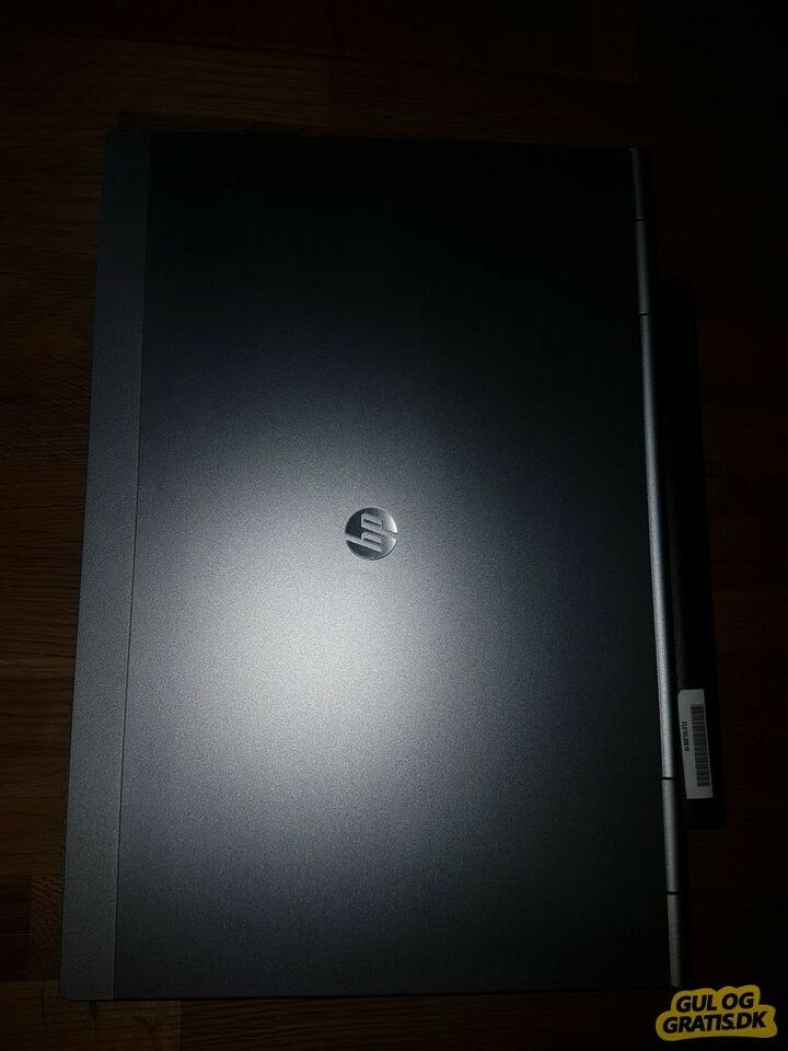 HP EliteBook 2570p, i5 2.7 GHz, 6 GB ram