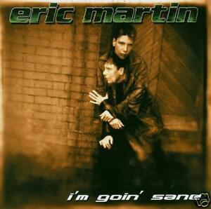 CD-ERIC-MARTIN-ex-Mr-Big-034-I-039-M-GOIN-039-SANE-034-13-TITRES-OCCASION-TRES-BON-ETAT