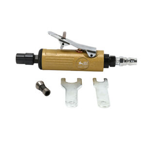 Pneumatic-Straight-Air-Die-Grinder-Grinding-Engraving-Tool-1-4-034-amp-1-8-034-Collet