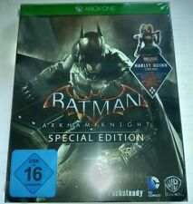 Batman Arkham Knight Steelbook Xbox One Special Edition Deutsche Version NEU OVP