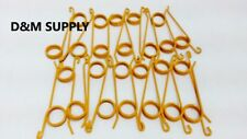 75 Pack Heavy Duty New Holland hay rake teeth 55 56 57 256 258 259 260 tines