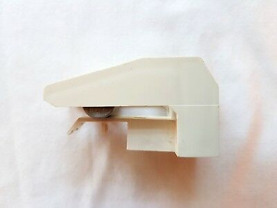 PASSAP KNITTING MACHINE DUOMATIC 80 DM80 E6000 TOOLS CLEAR PLASTIC YARN BOWL X1