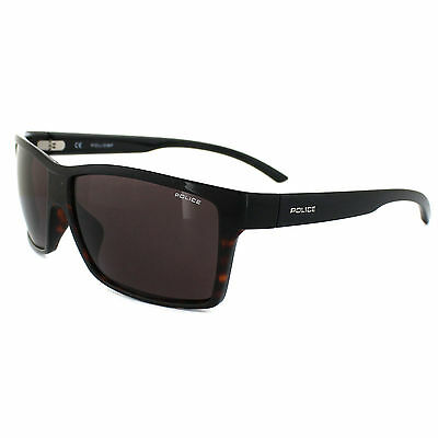Police Sunglasses 1719 0N33 Dark Havana & Black Brown
