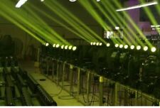 Nightowl Smart-Lite LED Beam Moving Head 90 Watt W/Gobos and Rotating Prism