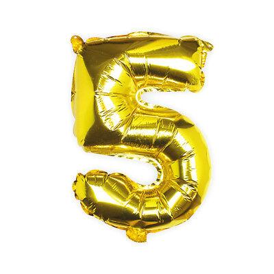 """2Pcs18 /""""Zoll-Folien-Stern-Ballon-Helium-metallisches Hochzeits-Geburtstags-Party"""