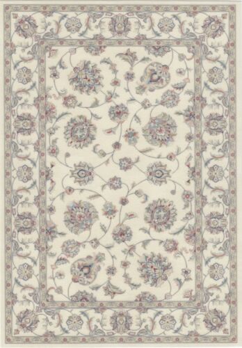"""1:12 or 1/"""" Scale Dollhouse Miniature Area Rug Approx 7-3//8/"""" x 10-1//2/"""" 0001560"""