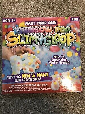 Mermaid SlimyGloop Slime Kids Craft Kit Toy Goop Maker