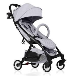 Lightweight Baby Stroller Beberoad R2 Compact Stroller