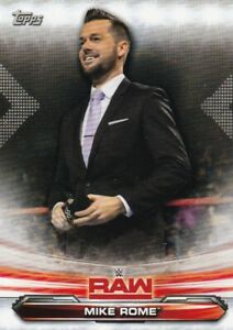 2019-Topps-Wwe-Raw-Lutte-Cartes-a-Collectionner-50-Mike-Rome