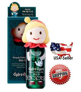 Perfume-Mist-Shin-Shi-120ml-Natural-Ingredients-for-Face-Body-Hair-Cute-Doll