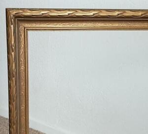 X 21 Old Antique Picture Frame