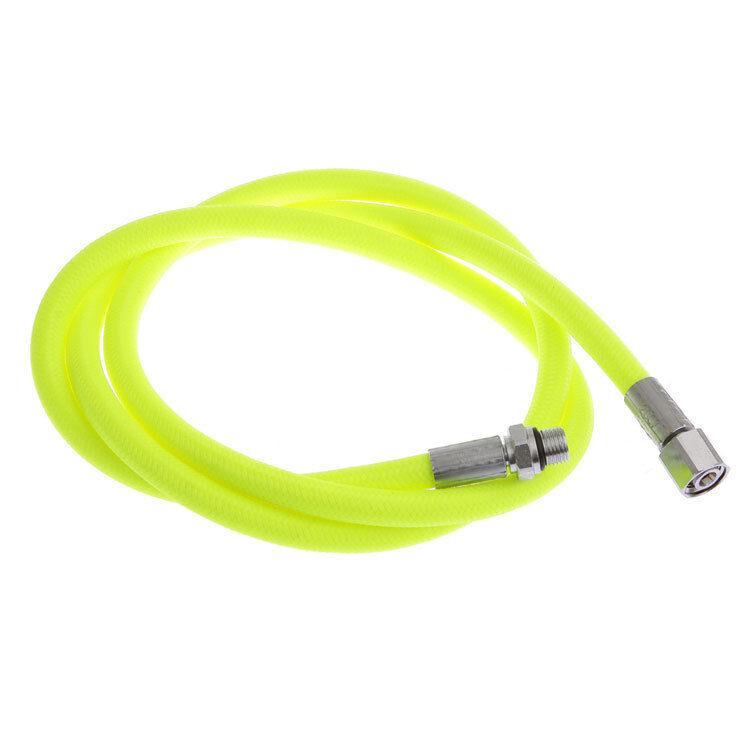 Miflex - Regulator Hoses LP  - Neon Yellow (3 8 ) - 210cm 84 Inches