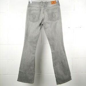 Lucky-Brand-Lola-Boot-Jeans-Women-Size-4-27-Gray