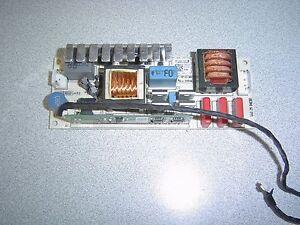 SMART-U55-DLP-PROJECTOR-BALLAST-DC-DC-CONVERTER-LAMP-PSU-581152E00DG-OK-REF-UF55