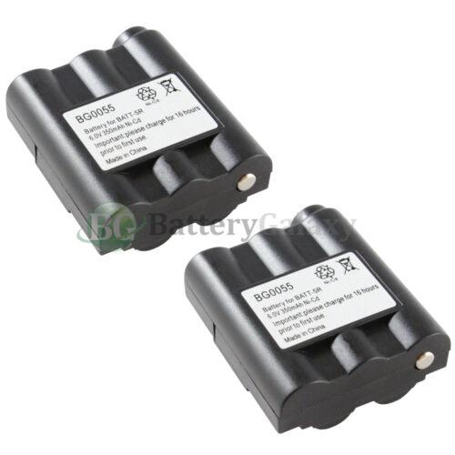 2 Two-Way 2-Way Radio Rechargeable Battery for Midland AVP-7 BATT5R BATT-5R HOT!